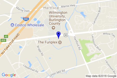 Google Map of 3320-24 Route 38,Mt. Laurel, New Jersey, 08054